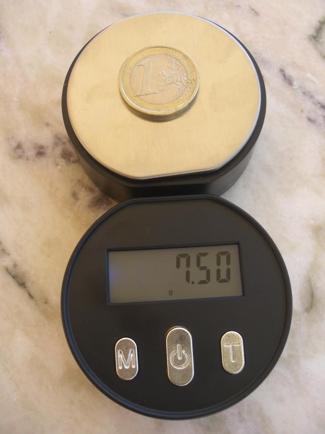 coin of 1 euro