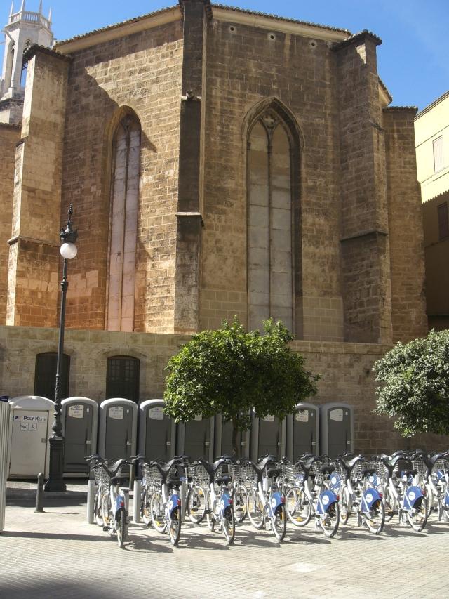 El mejor sitio para mear es en la Iglesia de san Nicolás.