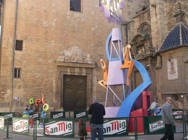 Falla 2013 Iglesia de los Santos Juanes