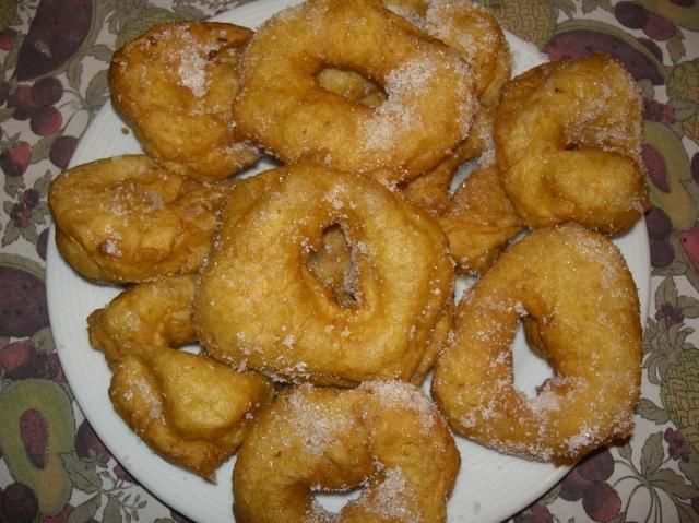Docena de Buñuelos de calabaza