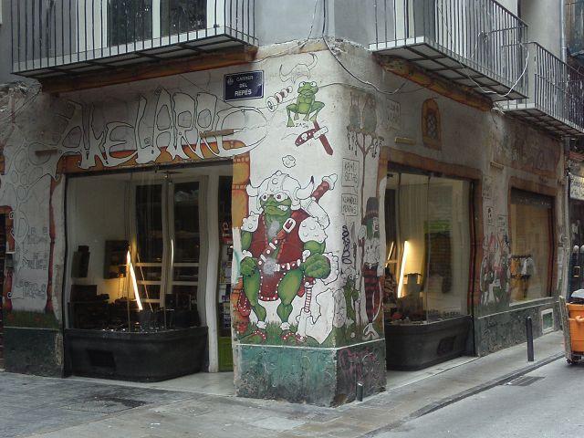 Akellare, calle derechos, Valencia