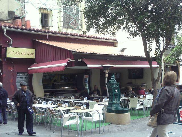 Cafeteria Plaza Lope de Vega