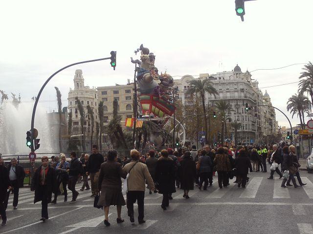 Falla Plaza del Ayuntamiento
