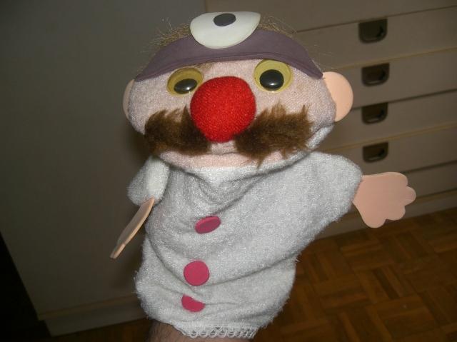 Marioneta médico