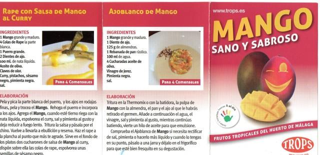 propaganda del mango